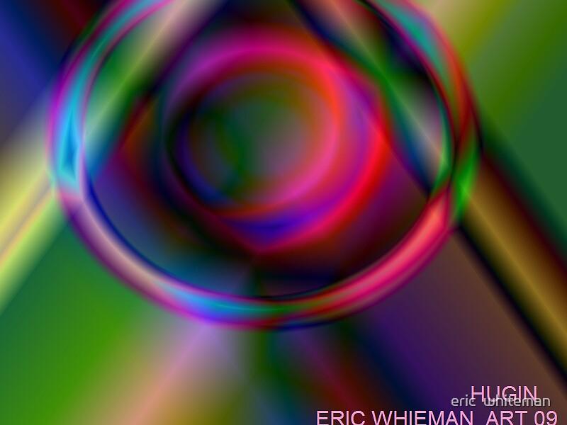 ( HUGIN  ) ERIC WHITEMAN ART  by eric  whiteman