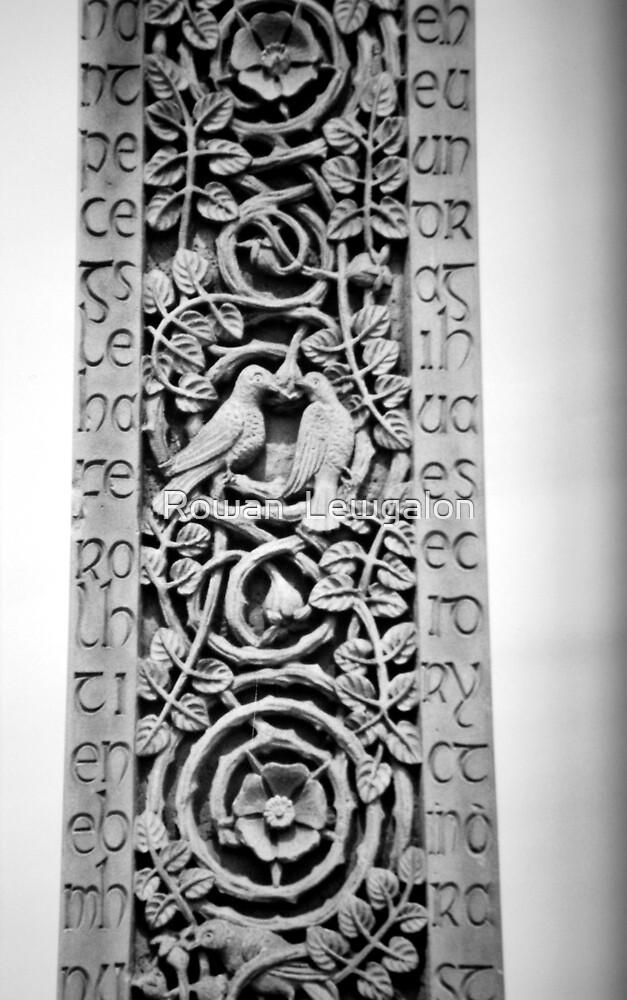 Caedmon's Cross by Rowan  Lewgalon