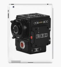 Red Camera iPad Case/Skin