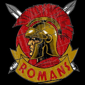 Romans Empire Republic Fall SPQR Centurion Hat by thespottydogg