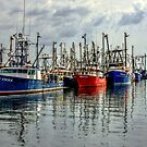 View from Coal Pocket Pier.... by Poete100