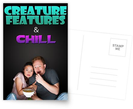 Creature Features & Chill by CreatureStore