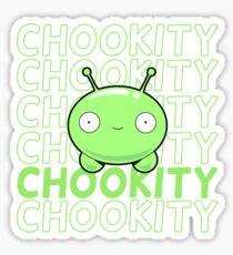 Mooncake Chookity - FinalSpace Sticker