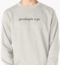 Goodnight N Go - black  Pullover