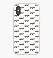 Vinilo o funda para iPhone Tissue Head Doggo