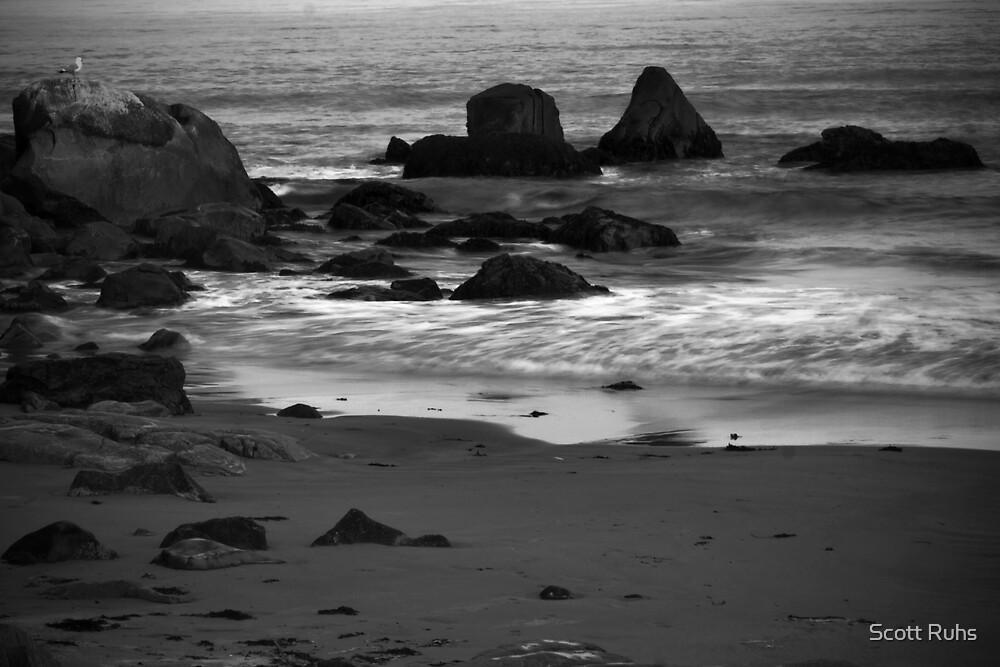 White Point Beach (August 2009) by Scott Ruhs
