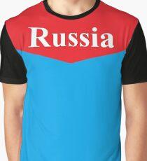Russia, #Russia, Russian Federation, #RussianFederation, Российская Федерация, #РоссийскаяФедерация, Россия, #Россия Graphic T-Shirt