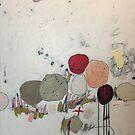 «GUIJARROS Y VIOLETS» de Jim Ferringer