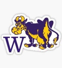 Williams Purple Cows Sticker