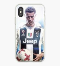 CR7 To Juventus iPhone Case