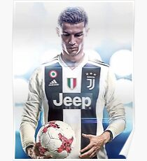 CR7 To Juventus Poster