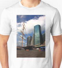 Camiseta unisex South Street Seaport - New York City
