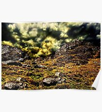Top Of The Hill Fine Art Print Poster
