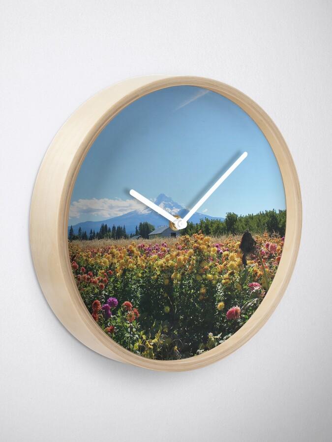 Vista alternativa de Reloj Mount Hood en Draper Girls Country Farm
