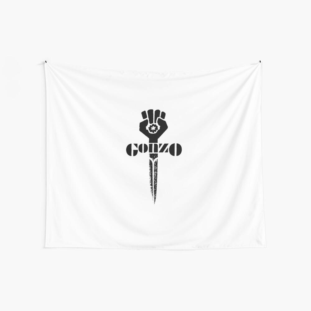 Jäger Thompson Gonzo Schwert Wandbehang