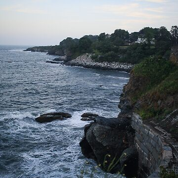 Cliff View by pennyschiereck