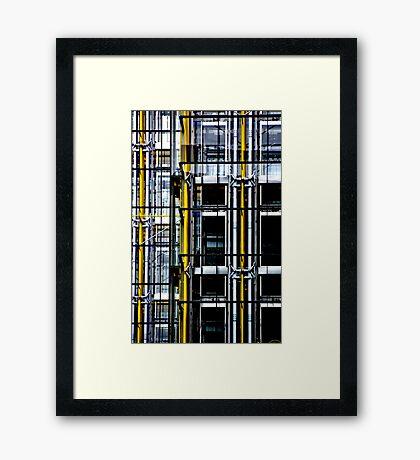 Inner Workings! Framed Print