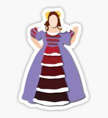princess pamela! Sticker