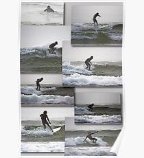 Surfin' Poster