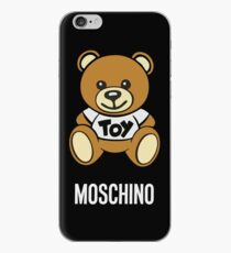 Moschino Toy Bear iPhone Case