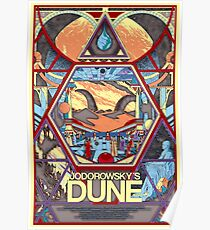 Jodorowsky's Dune Documentary Movie Poster Poster