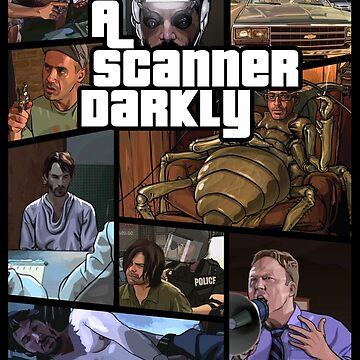 A Scanner Darkly GTA by omfgtimmy