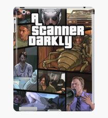 A Scanner Darkly GTA iPad Case/Skin