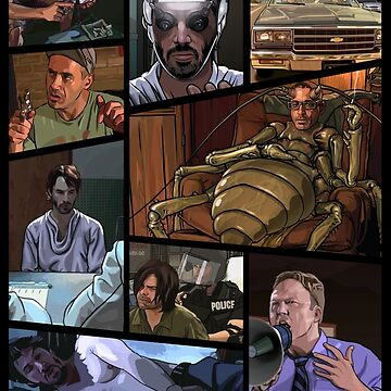A Scanner Darkly GTA  No Text by omfgtimmy