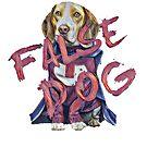False Dog by Kangshu