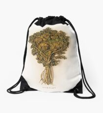 parsley Drawstring Bag