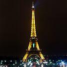 Eiffel Nights by Jason Bran-Cinaed