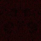 Dark Tapestry - RED by Etakeh