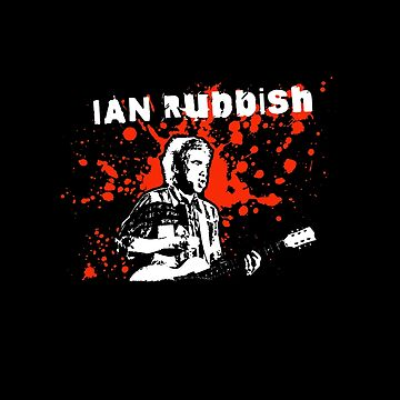 Ian Rubbish by iWumbo