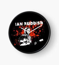 Ian Rubbish Clock