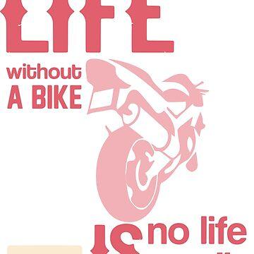 bike rider  by kartickdutta101