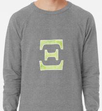 Lime Watercolor Ξ Lightweight Sweatshirt
