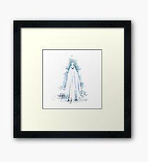 Ghost - Hi five Framed Print