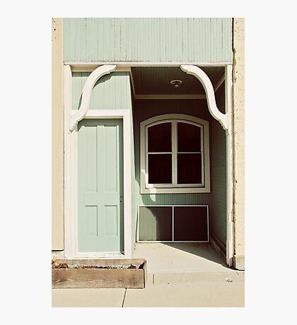 Mazomanie Door 1 Photographic Print