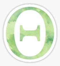 Pear Watercolor Θ Sticker