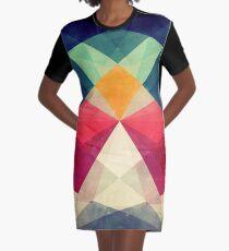 Meet me halfway Graphic T-Shirt Dress