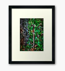 The Bloody Forest Fine Art Print Framed Print