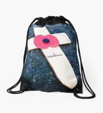 In Remembrance  Drawstring Bag