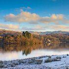Snowy Grasmere by RamblingTog
