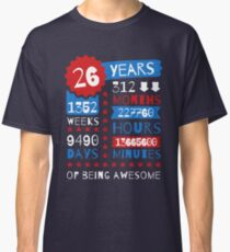 26 Years Of Being Awesome