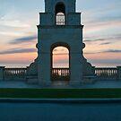 Worth Avenue Tower by Jacki Campany