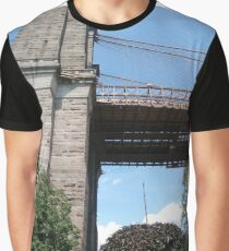 Brooklyn bridge, #Brooklyn, #bridge, #BrooklynBridge Graphic T-Shirt