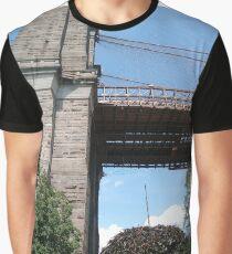 Brooklyn bridge, #Brooklyn, #bridge, #BrooklynBridge Graphic T-Shirt