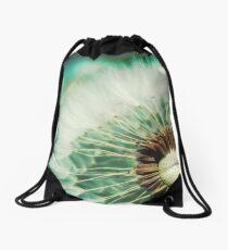 tick tock Drawstring Bag