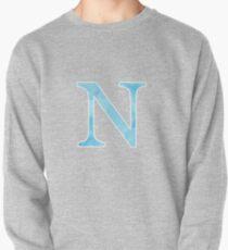 Sky Watercolor Ν Pullover Sweatshirt