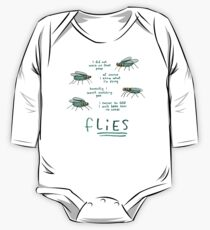 fLIES One Piece - Long Sleeve